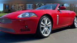 2007 Jaguar XK-Series XKR