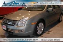 2008 Ford Fusion I4 SEL