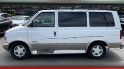 2000 Chevrolet Astro Cargo Van Base