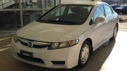 2009 Honda Civic Hybrid Hybrid