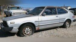 1977 Honda CVCC! CALIFORNIA CAR! 4 CYL 5 SPEED! CLEAN!!!
