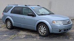 2008 Ford Taurus X Limited