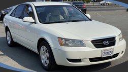 2006 Hyundai Sonata GL
