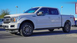 2020 Ford F-150 FX4
