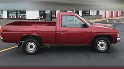 1990 Nissan Truck Base