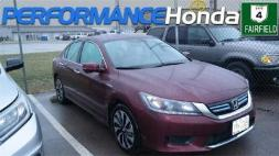 2014 Honda Accord Hybrid Base