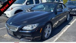 2015 BMW 6 Series 650i xDrive