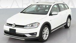 2018 Volkswagen Golf Alltrack TSI SE Wagon 4D