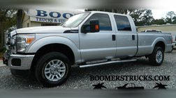 2016 Ford F-250 XL Crew Cab Long Bed 4WD