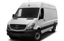 2018 Mercedes-Benz Sprinter Cargo 3500