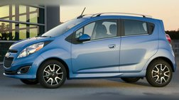 2013 Chevrolet Spark LS Manual