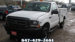 2001 Ford  4X4 2dr Regular Cab 137 in. WB