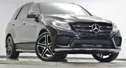 2017 Mercedes-Benz GLE-Class AMG GLE 43
