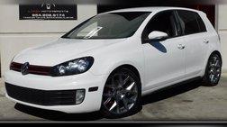 2013 Volkswagen GTI Wolfsburg Edition
