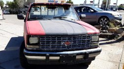 1988 Chevrolet C/K 1500 Reg. Cab 6.5-ft. Bed 4WD