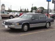 1991 Cadillac DeVille Base
