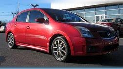 2011 Nissan Sentra SE-R Spec V