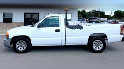 2007 GMC Sierra 1500 Work Truck