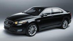 2015 Ford Taurus SEL
