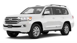2021 Toyota Land Cruiser AWD SUV V8