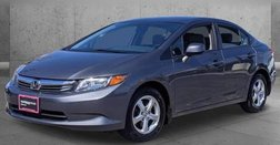 2012 Honda Civic CNG