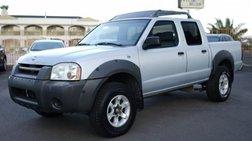 2001 Nissan Frontier XE Crew Cab