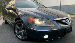 2005 Acura RL SH-AWD