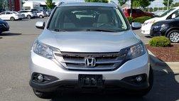 2013 Honda CR-V EX-L w/Navi