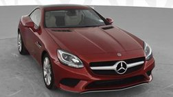 2018 Mercedes-Benz SLC SLC 300