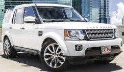 2015 Land Rover LR4 Base