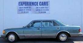 1988 Mercedes-Benz 300-Class 300 SEL