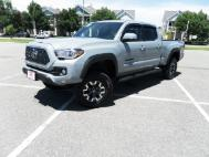 2019 Toyota Tacoma SR5 Double Cab Super Long Bed V6 6AT 4WD