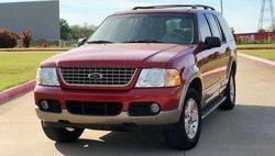 2003 Ford Explorer Eddie Bauer