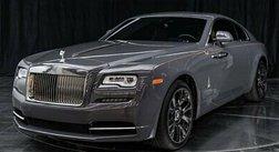 2018 Rolls-Royce Wraith Base