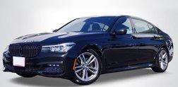 2017 BMW 7 Series 740e xDrive iPerformance