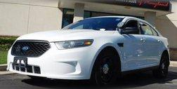 2015 Ford Taurus Police Interceptor