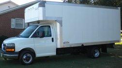 2014 GMC Savana Cutaway 3500