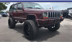 2000 Jeep Cherokee Limited