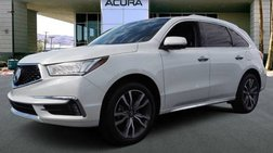 2019 Acura MDX w/Advance