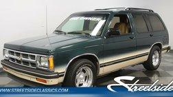 1993 Chevrolet S-10 Blazer Blazer