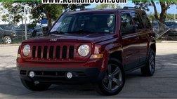 2015 Jeep Patriot High Altitude