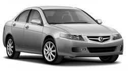 2007 Acura TSX Base