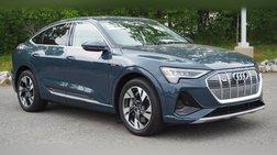 2021 Audi e-tron quattro Premium
