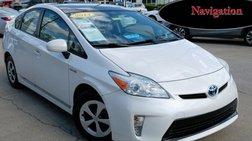 2013 Toyota Prius Four