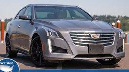 2018 Cadillac CTS 3.6L Luxury