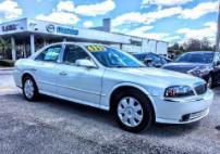 2004 Lincoln LS Luxury