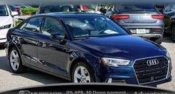 2018 Audi A3 2.0T Premium