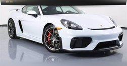 2020 Porsche 718 Cayman GT4