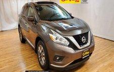 2016 Nissan Murano SV NAVIGATION MOONROOF REAR CA