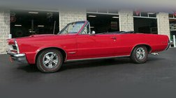 1965 Pontiac GTO Ask About Free Shipping! PHS Factory 4 Speed Tri-Power